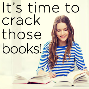 Crack Those Books