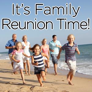Hooray let's all run on the beach
