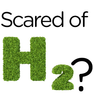 Scared of H2?