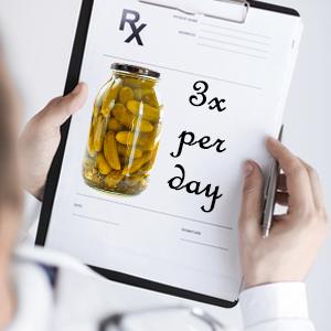 Pickle Prescription
